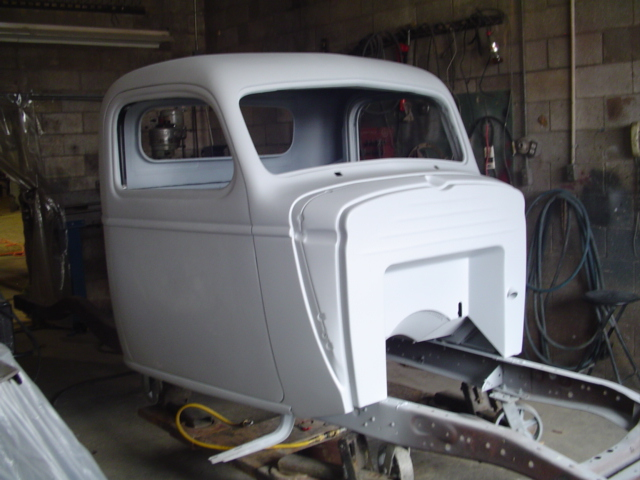 Parts for 1946 chevy truck