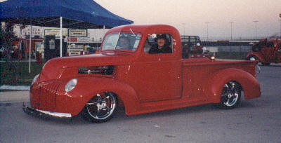 41 46 Chevy Trucks