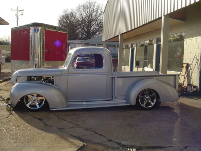 41-46 Chevy Trucks