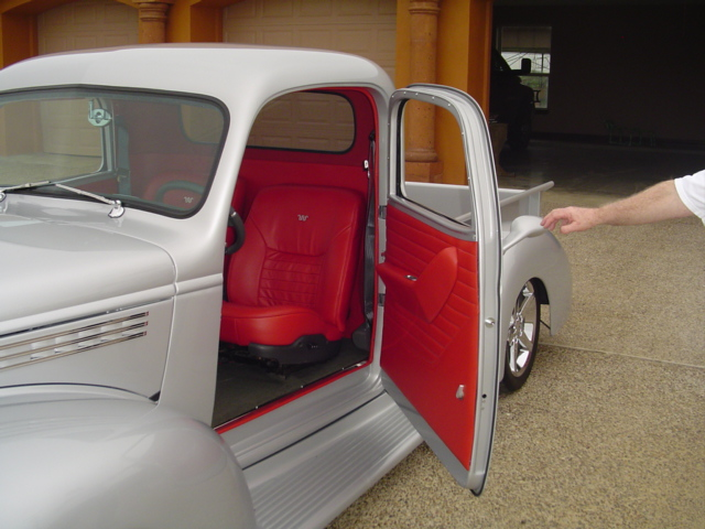 Suicide doors & 41-46 Chevy Trucks